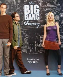 Revoir The big bang theory